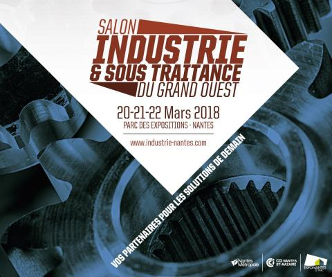 Salon Industrie Nantes 2018