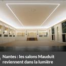 Article sur Light Zoom Lumières : salons Mauduit